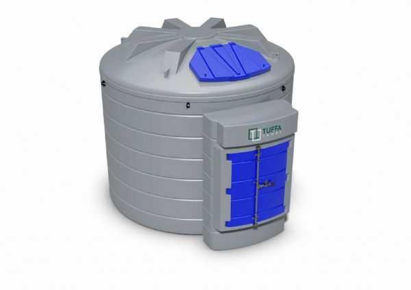 10000 Litre AdBlue Dispensing Tank - Bunded With Pump